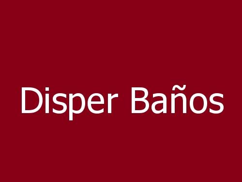 Disper Baños