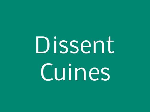 Dissent Cuines