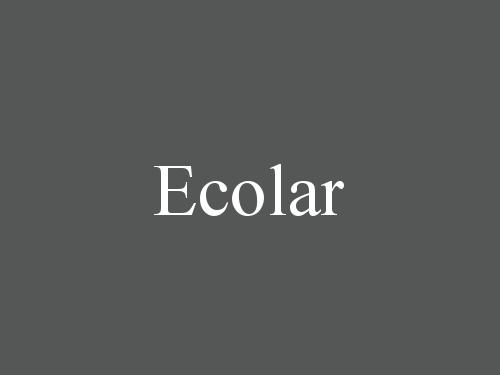Ecolar