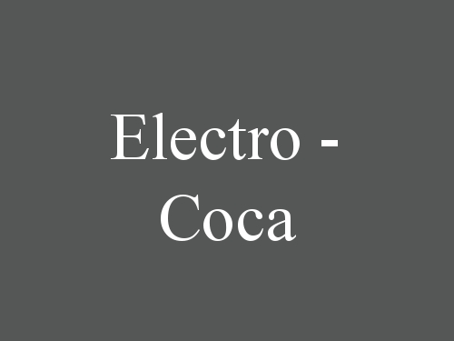 Electro - Coca