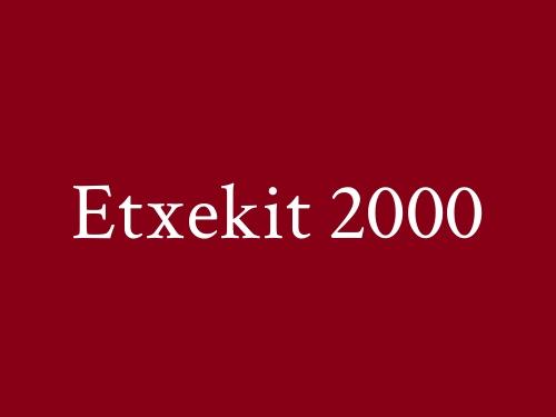 Etxekit 2000