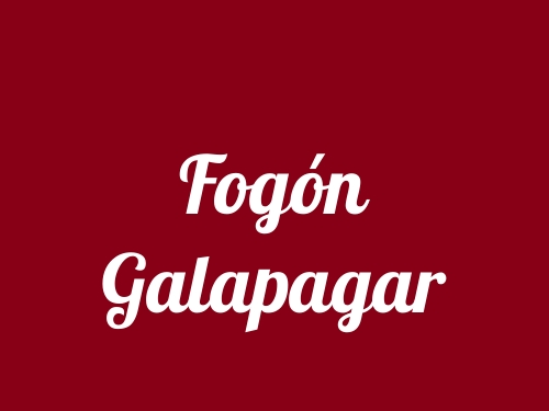 Fogón Galapagar