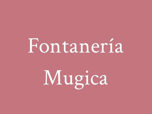 Fontanería Mugica