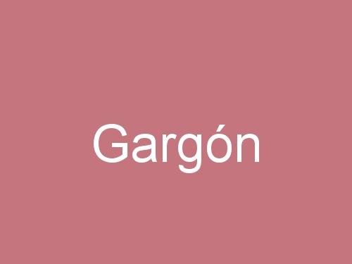 Gargón Teruel