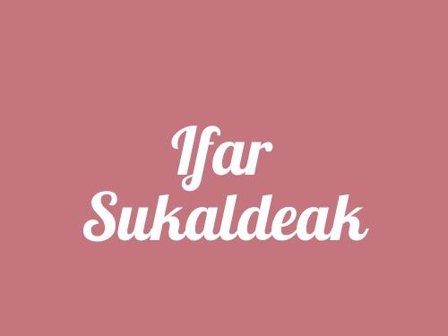 Ifar Sukaldeak