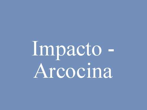 Impacto - Arcocina