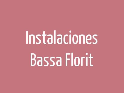 Instalaciones Bassa Florit