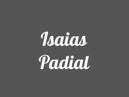 Isaias Padial