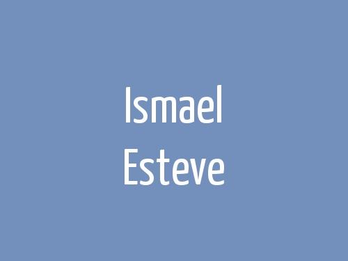 Ismael Esteve