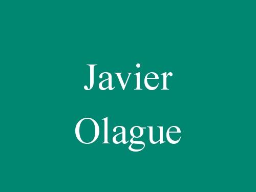 Javier Olague
