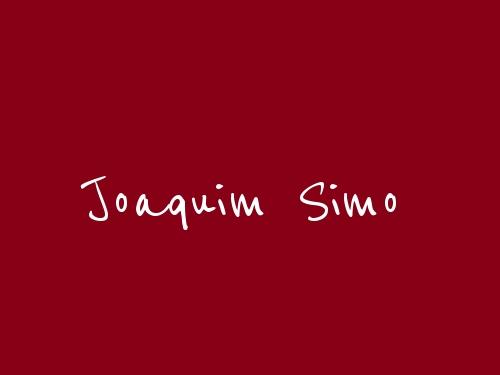 Joaquim Simo