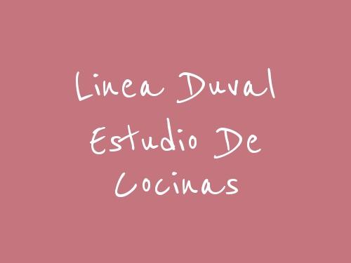 Linea Duval Estudio de Cocinas