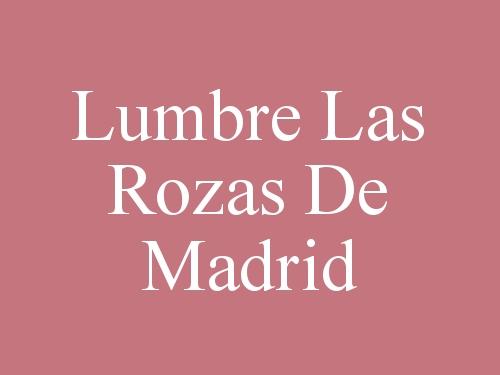 Lumbre Las Rozas de Madrid