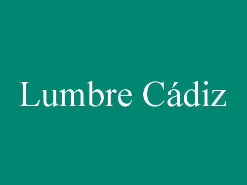 Lumbre Cádiz