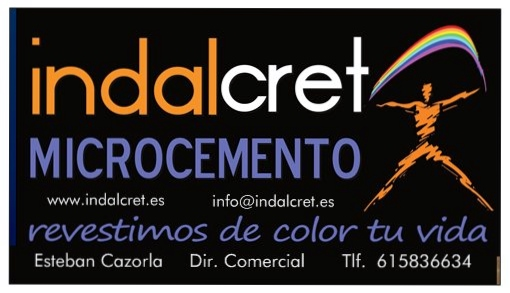 Microcemento Indalcret