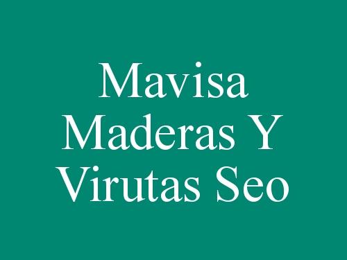 Mavisa Maderas y Virutas Seo