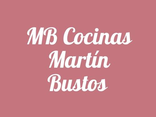 MB Cocinas Martín Bustos