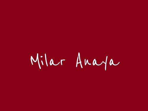 Milar Anaya