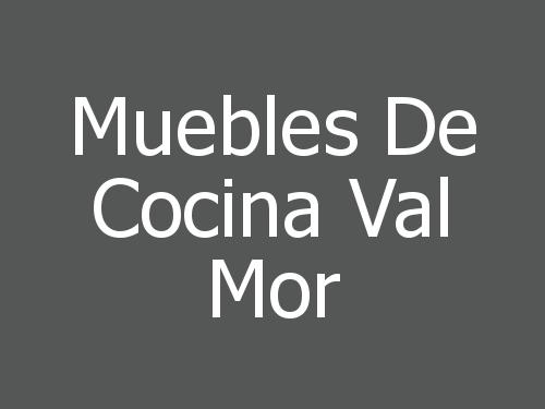 Muebles de Cocina Val Mor
