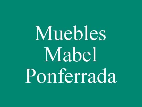 Muebles Mabel Ponferrada