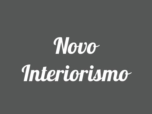 Novo Interiorismo
