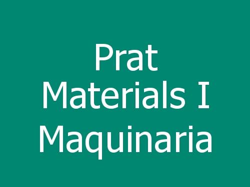 Prat Materials i Maquinaria