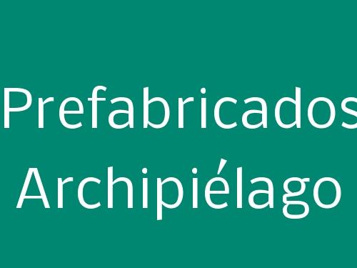 Prefabricados Archipiélago