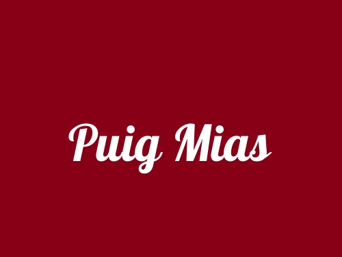 Puig Mias