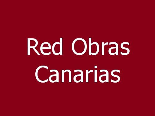Red Obras Canarias