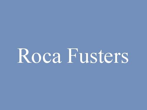 Roca Fusters
