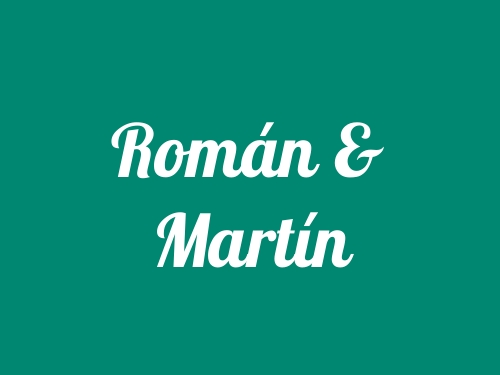 Román & Martín