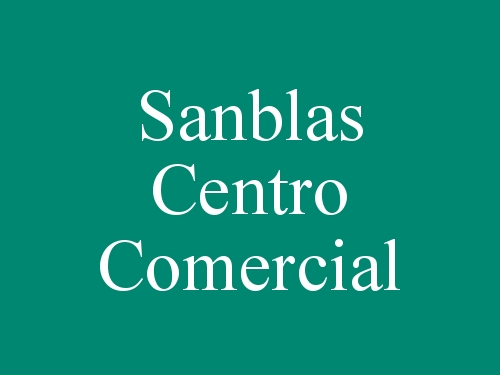 Sanblas Centro Comercial