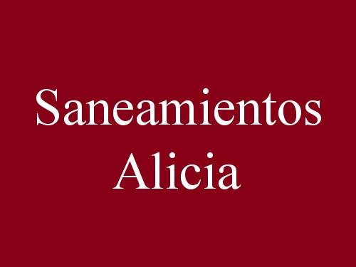 Saneamientos Alicia