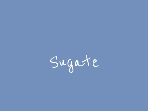 Sugate