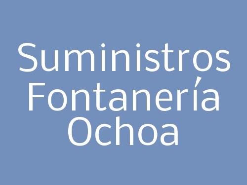 Suministros Fontanería Ochoa
