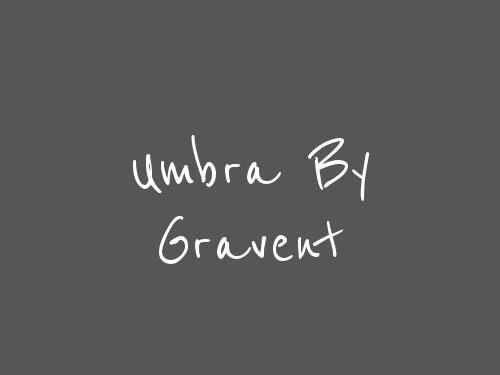 Umbra by Gravent