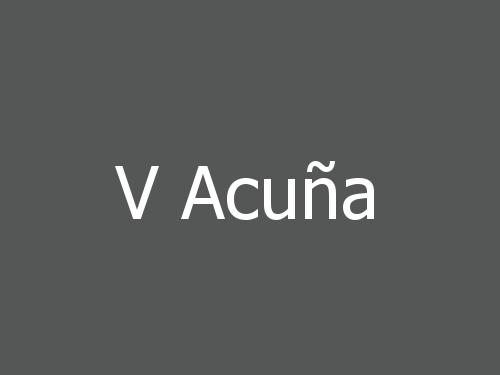 V Acuña
