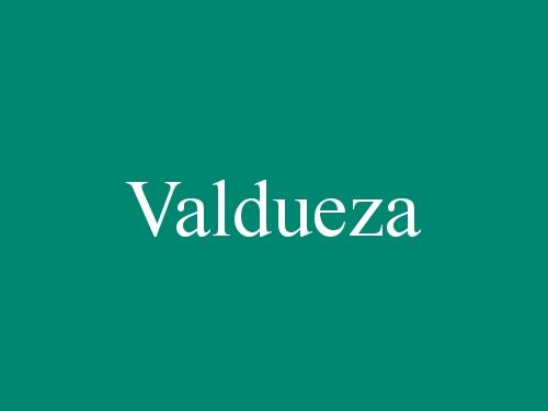Valdueza