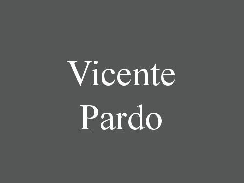 Vicente Pardo