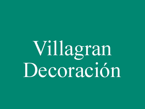 Villagran Decoración