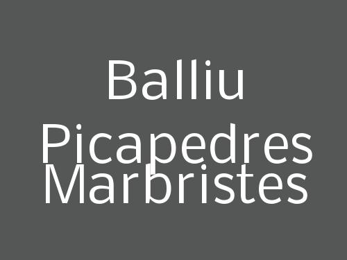 Balliu Picapedres Marbristes
