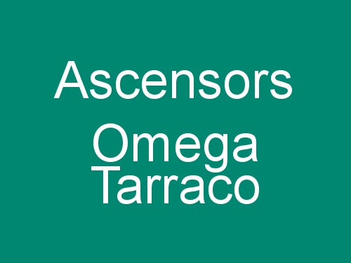 Ascensors Omega Tarraco