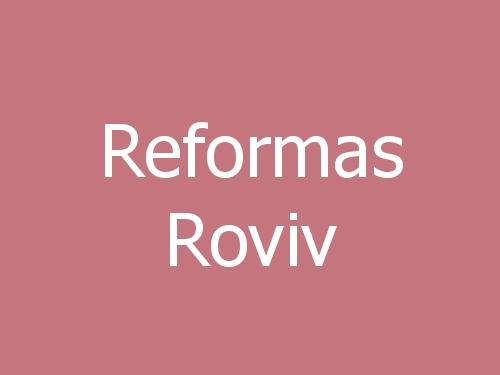 Reformas Roviv