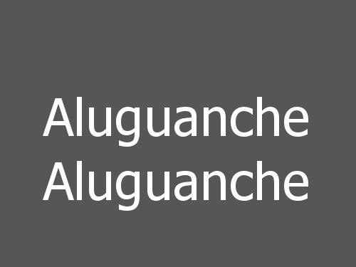 Aluguanche
