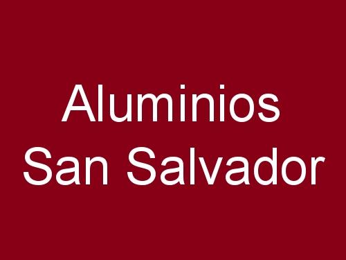 Aluminios San Salvador