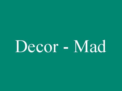 Decor - Mad