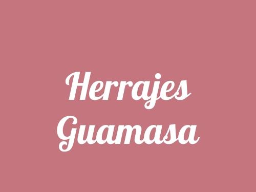 Herrajes Guamasa