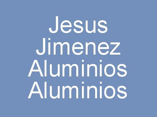 Jesus Jimenez Aluminios