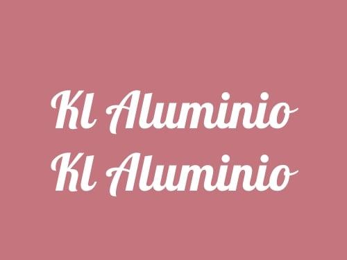 Kl Aluminio