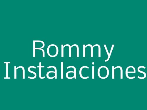Rommy Instalaciones